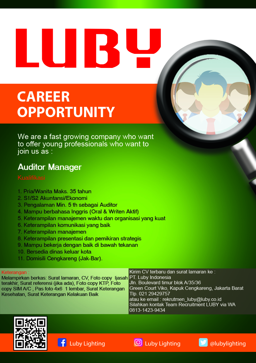 auditor-manager